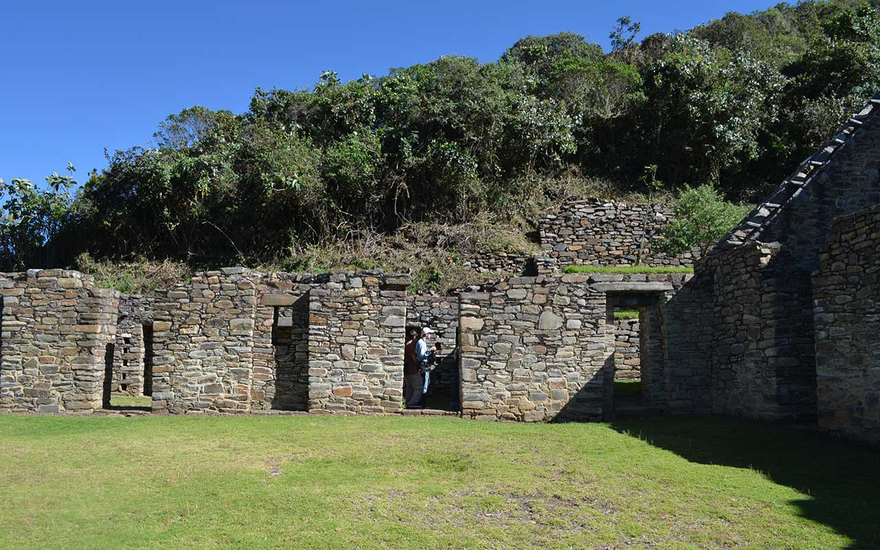 Choquequirao Trek 4 days - Last Refuge of Incas