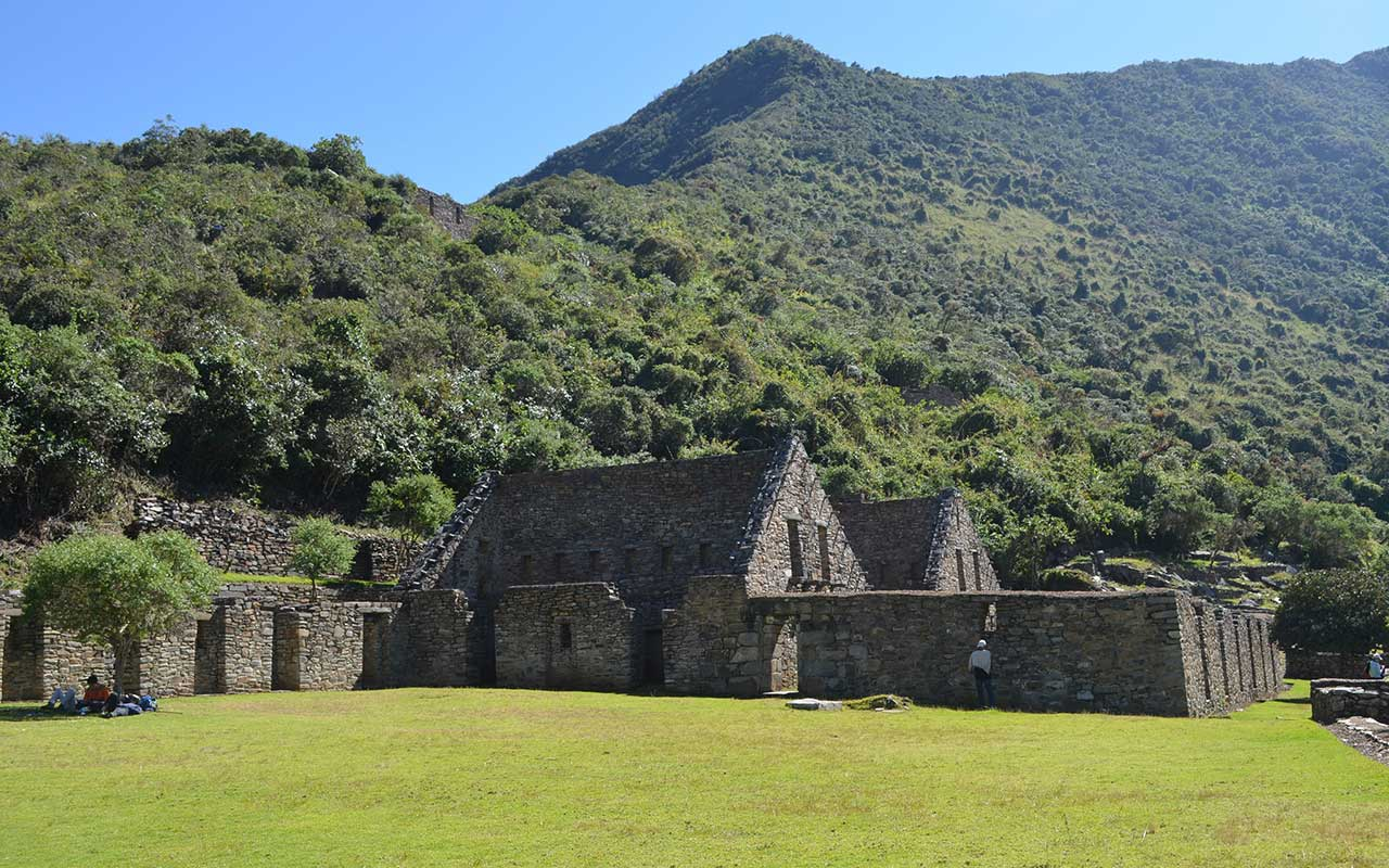 Choquequirao Trek 4 days - Temples