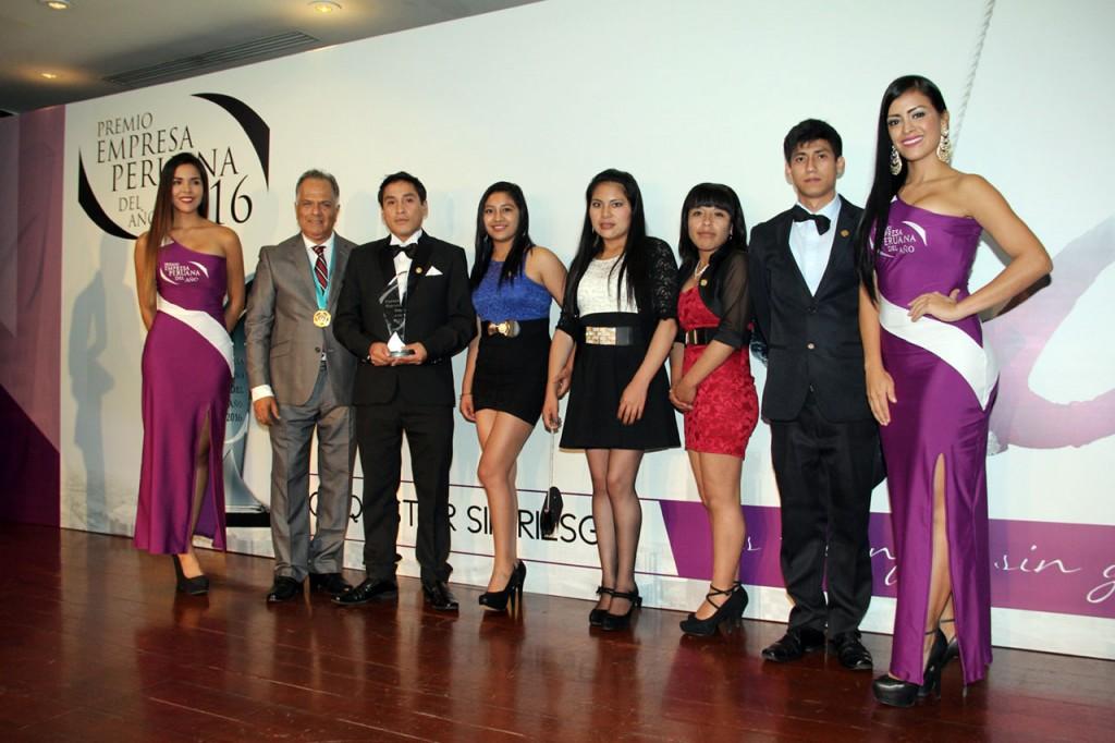 Empresa Peruana del 2016