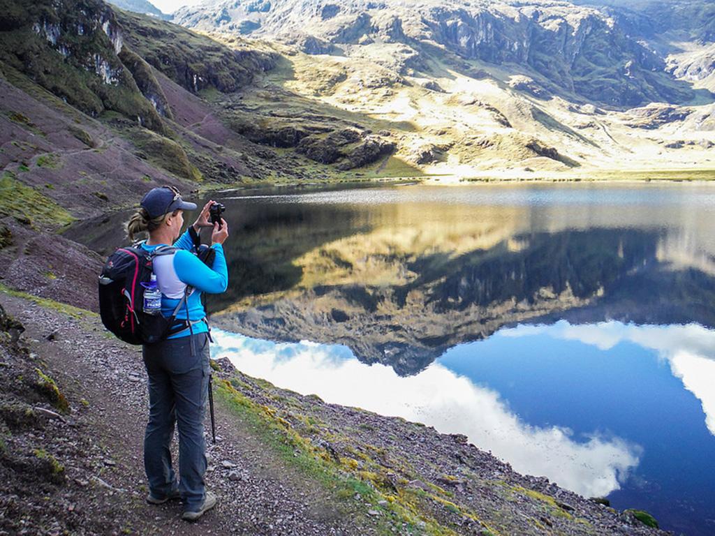 Humantay Lake - Classic Salkantay Trek to Machu Picchu in 5 days
