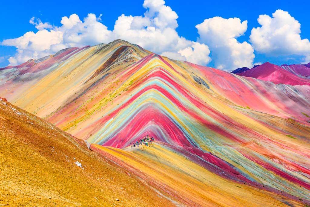 Montaña de Colores Inolvidable - Rainbow Mountain Full day