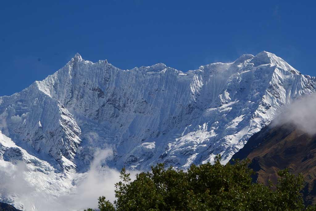 Humantay Mountain