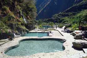 Cocalmayo Hot springs