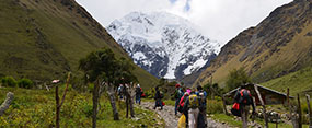 Salkantay Trek 5 days by Llactapata