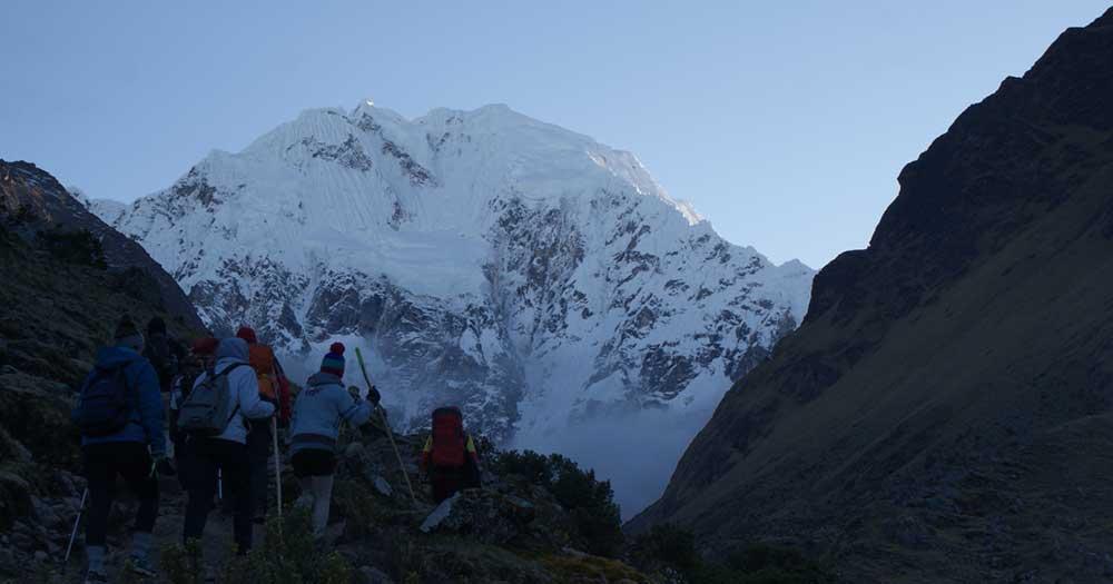 Salkantay Trekking Difficulty Level