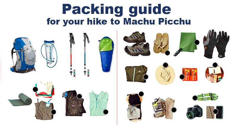 Salkantay Trek Packing List for the classic 5 days