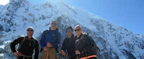 Classic Sacred Salkantay Trek to Machu Picchu in 5 days