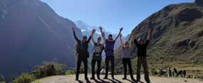 Royal Inca Trail to Machu Picchu in 4 days