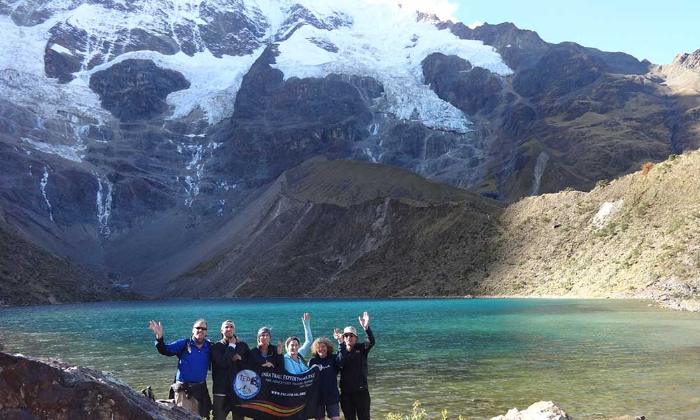 Humantay Lake - Classic Salkantay Trek by Llactapata in 5 days