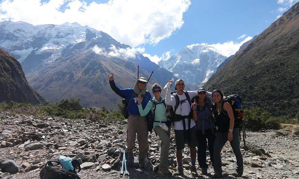 Classic Salkantay Trek by LLactapata in 5 days