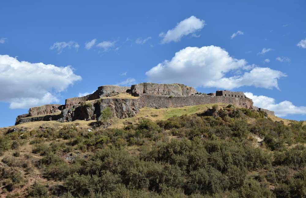 Inca Fortress of Puca Pucara