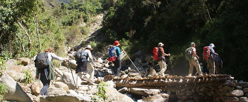 Salkantay trek 7 day