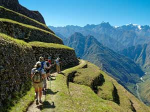 Royal Short Inca Trail to Machu Picchu in 2 days