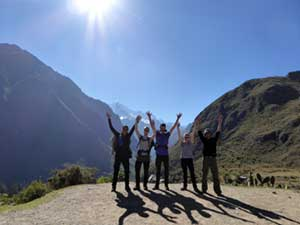 Royal Inca Trail to Machu Picchu 4D