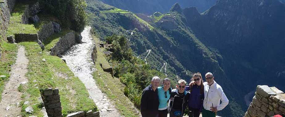 Classic Inca Trail to Machu Picchu in 4 days