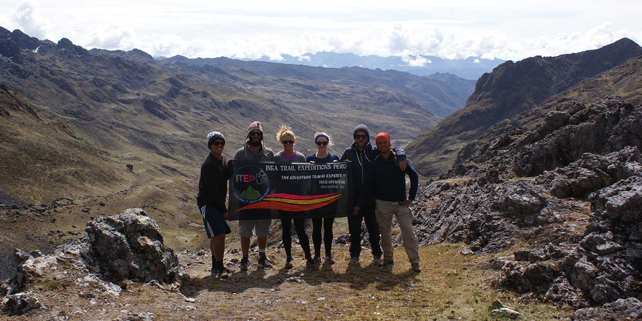 Lares Trek to Machu Picchu in 4 days