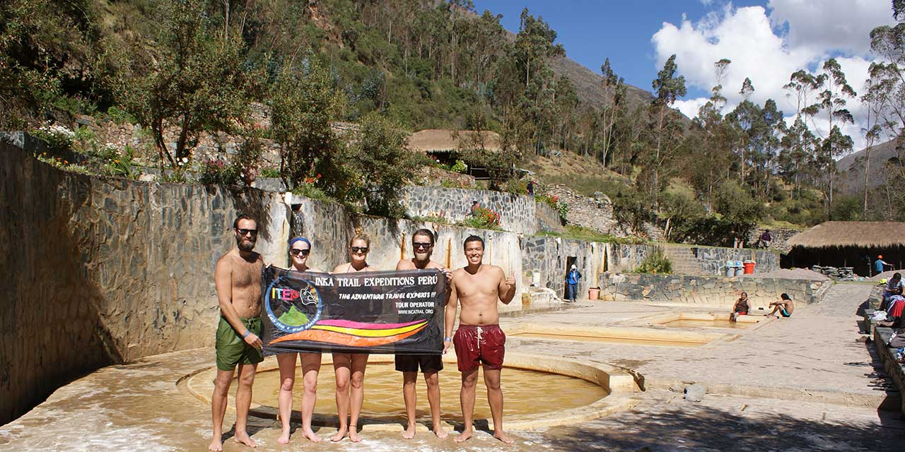 Lares Trek in 4 days - Hot Springs