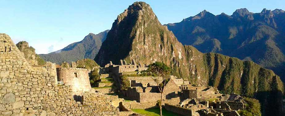 Full day at Machu Picchu