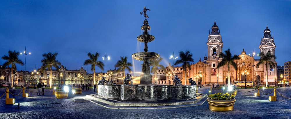 Day 2 : City Tour Lima Colonial – Lima out