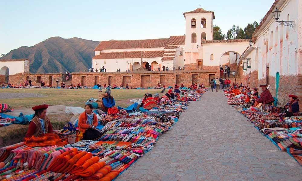 Inca City of Chinchero