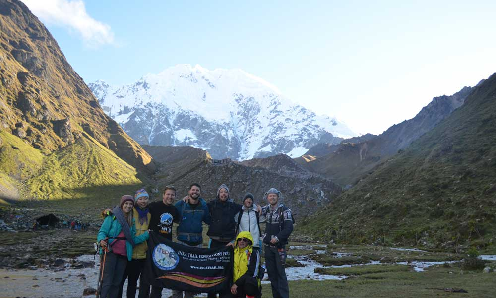 Salkantay trek + Inca Trail to Machu Picchu in 6 days
