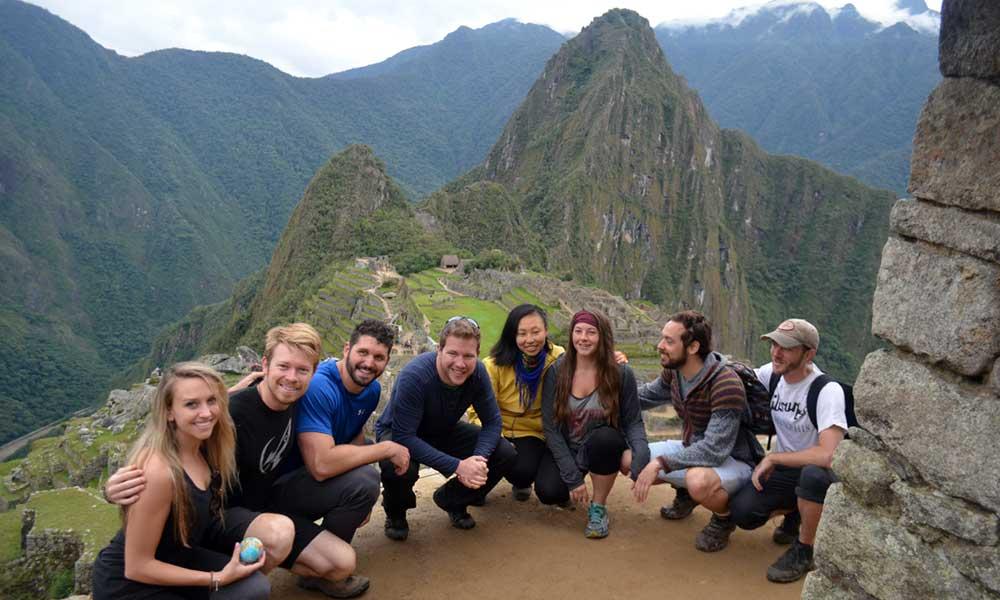 Machu Picchu hike