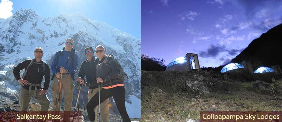 "Day 2: Crossing the Salkantay Pass ""challenge day"""