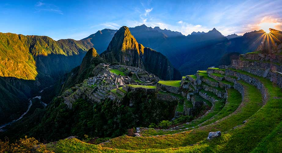 "Day 14: MACHUPICCHU  ""THE SUNRISE EXPERIENCE"""