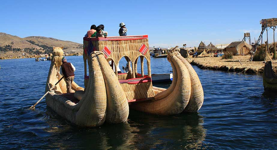 Day 9: FULL DAY TO TITICACA LAKE (UROS & TAQUILLE ISLANDS)